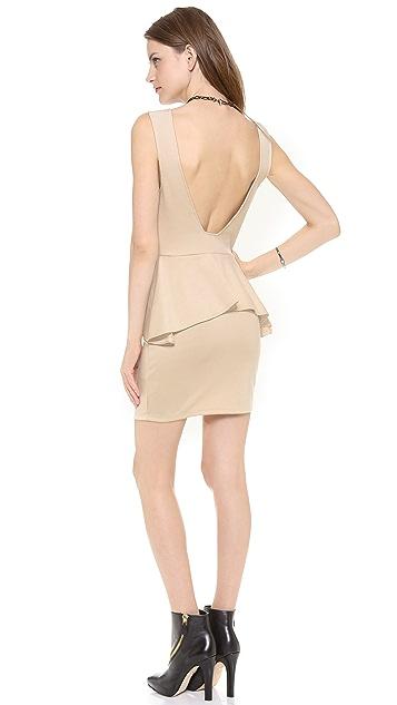 dRA Messina Peplum Dress