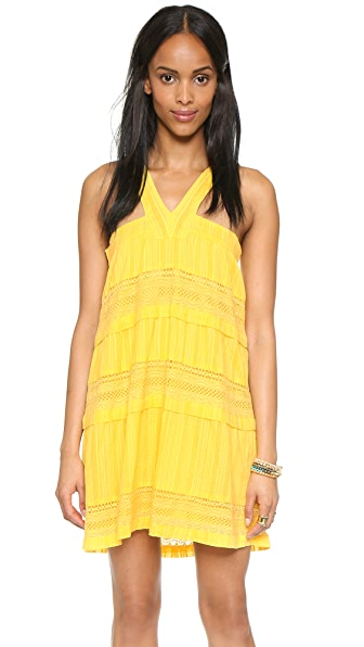 Shop d.Ra online and buy D.Ra Shanna Dress Yellow dresses online