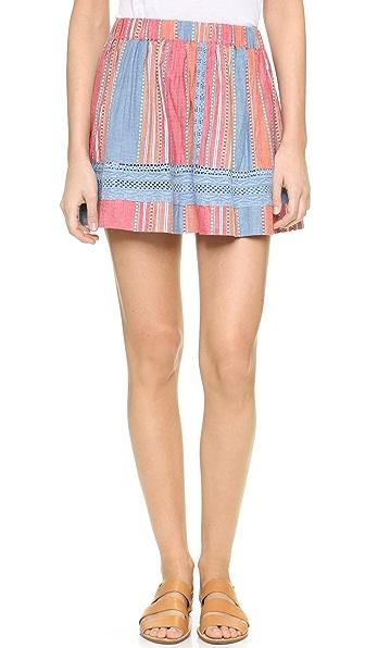 dRA Меланжевая юбка