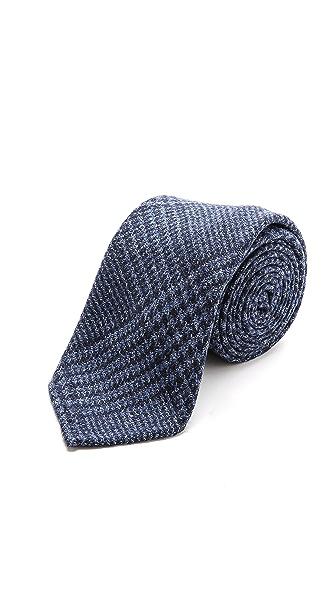 Drake's Wool Woven Necktie