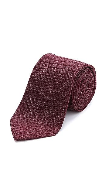 Drake's Silk Grenadine Necktie