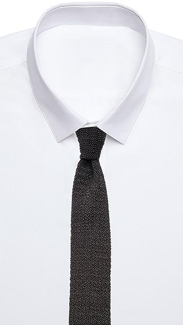 Drake's Silk Knit Necktie