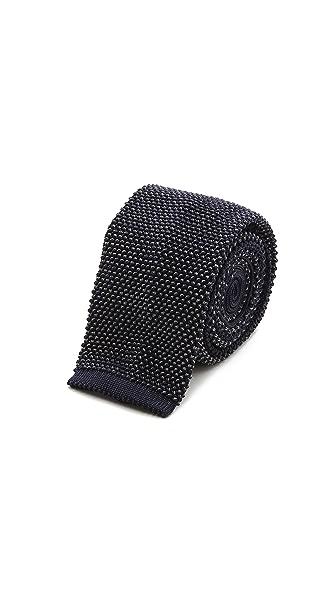 Drake's Silk Knit Tie