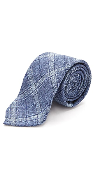 Drake's Wool Blend Tie
