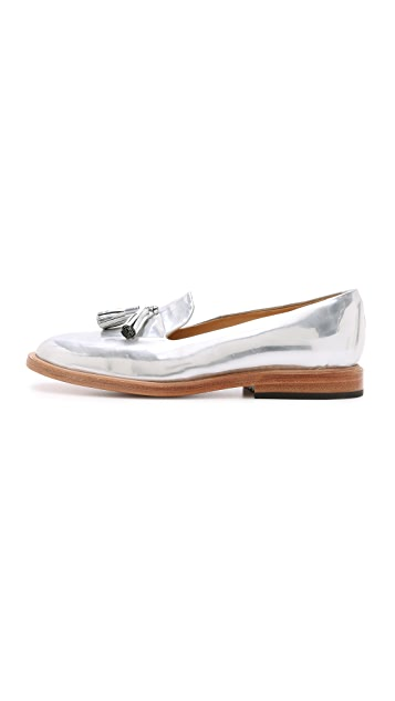 Dieppa Restrepo Gaston Tassel Loafers