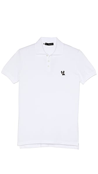 DSQUARED2 Pigment Dyed Polo