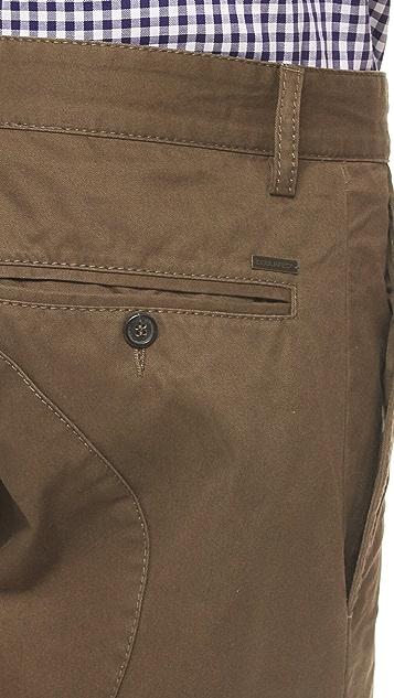DSQUARED2 Cotton Twill Pants