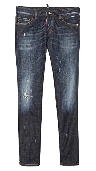 DSQUARED2 Rookie Wash Slim Jeans