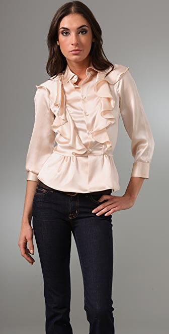DSQUARED2 Chloecelin Shirt