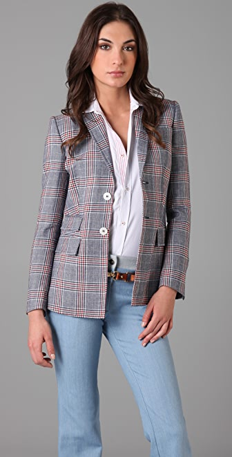 DSQUARED2 2 Button Blazer