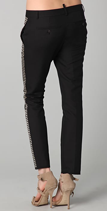DSQUARED2 Studdy Cool Girl Pants