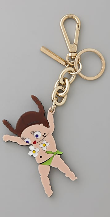DSQUARED2 Molly Key Ring