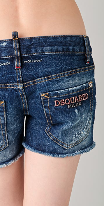 DSQUARED2 Jean Shorts
