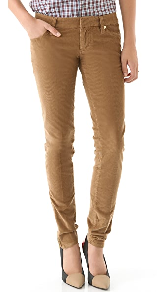 DSQUARED2 Super Slim Corduroy Pants