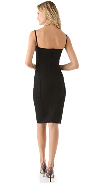 DSQUARED2 Jersey Cocktail Dress