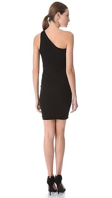 DSQUARED2 One Shoulder Mini Dress