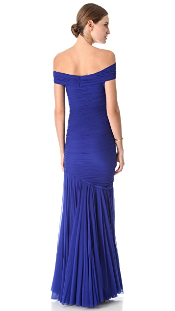 DSQUARED2 Ruched Gown