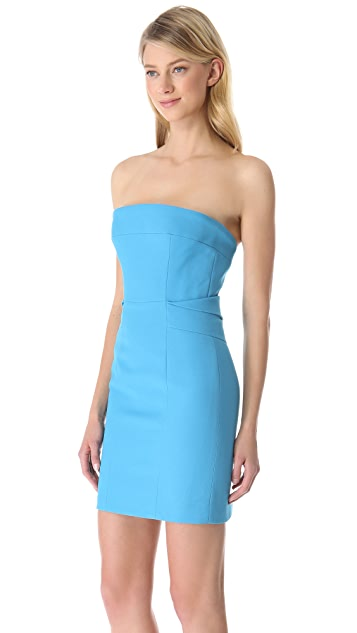 DSQUARED2 Strapless Bustier Dress