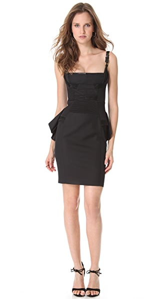 DSQUARED2 Lana Drama Cocktail Dress