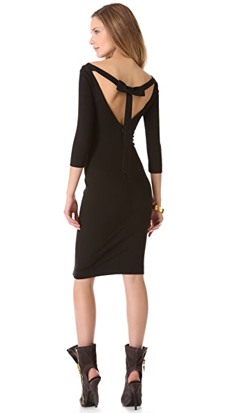 DSQUARED2 Tie Back Dress