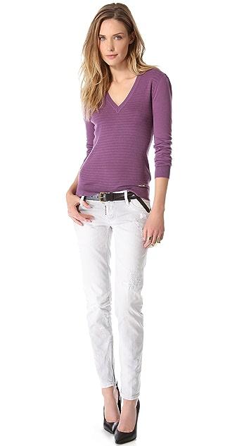 DSQUARED2 V Neck Sweater