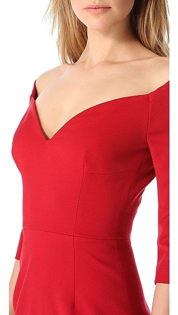 DSQUARED2 Off the Shoulder Dress