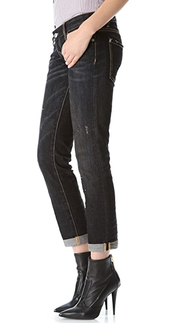 DSQUARED2 Cuffed Pat Jeans