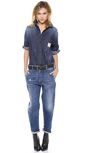 DSQUARED2 Denim Jumpsuit