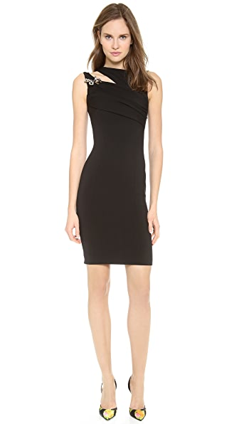 DSQUARED2 Sleeveless Wool Dress