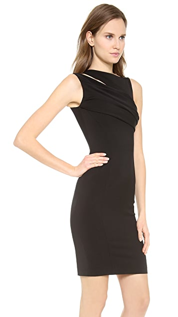 DSQUARED2 Sleeveless Wool Dress