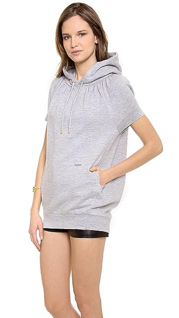 DSQUARED2 Short Sleeve Sweatshirt