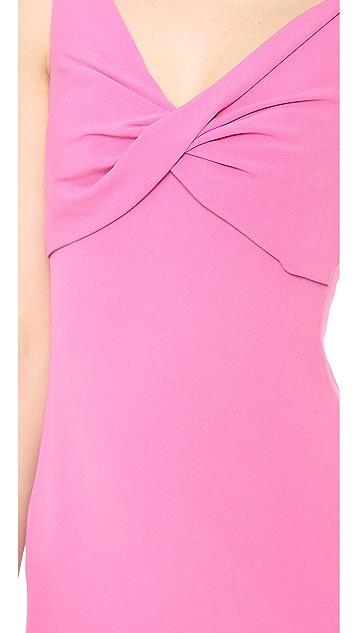 DSQUARED2 Draped Little Pink Dress