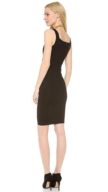 DSQUARED2 Sleeveless Jersey Dress