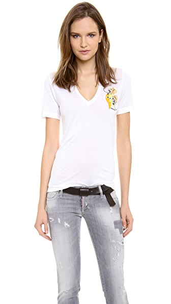 DSQUARED2 Short Sleeve Tee
