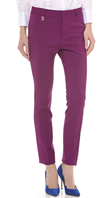 DSQUARED2 Slim Wool Pants