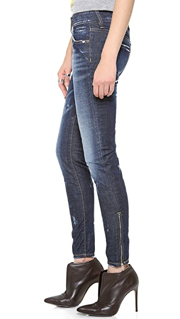 DSQUARED2 Rookie Wash Jeans