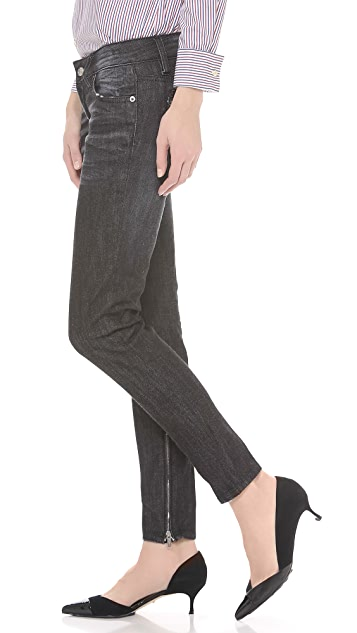 DSQUARED2 Black Denim Skinny Jeans