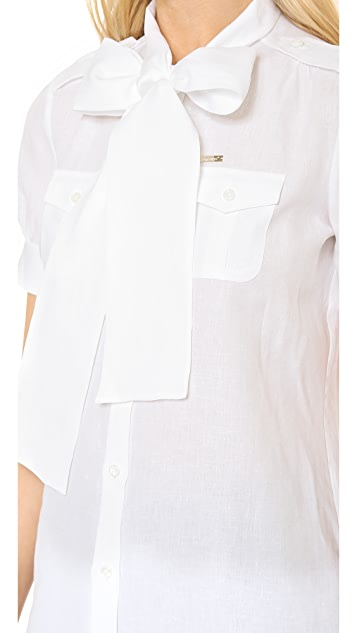 DSQUARED2 Military Cruise Shirt