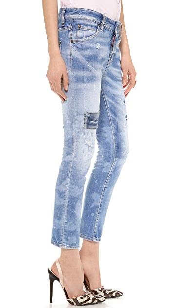 DSQUARED2 Cool Girl Jeans