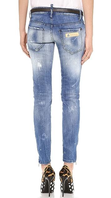 DSQUARED2 Super Slim Jeans