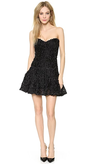 DSQUARED2 Flower Bomb Mini Dress
