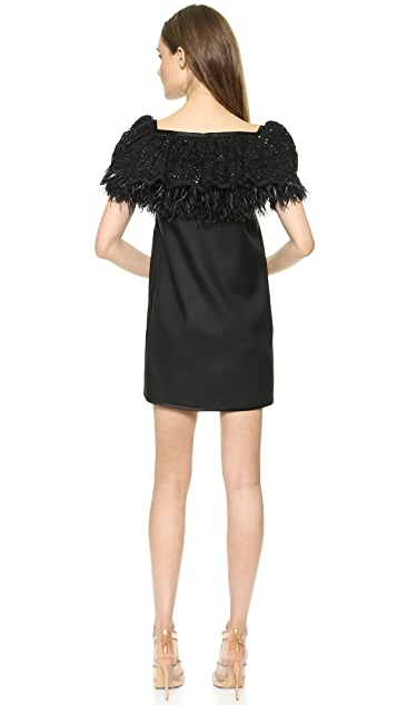 DSQUARED2 Mireille '60s Evening Dress