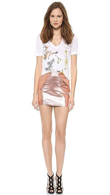 DSQUARED2 Custy '60s Miniskirt