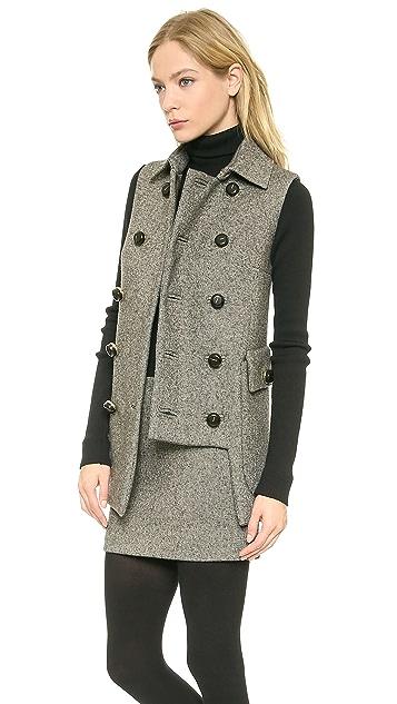 DSQUARED2 Vinta '60s Skirt Suit