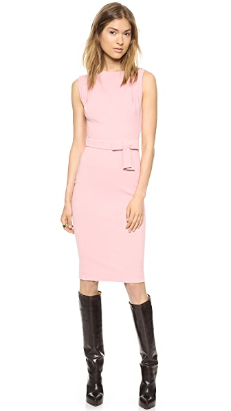 DSQUARED2 Nubby Jersey Sheath Dress