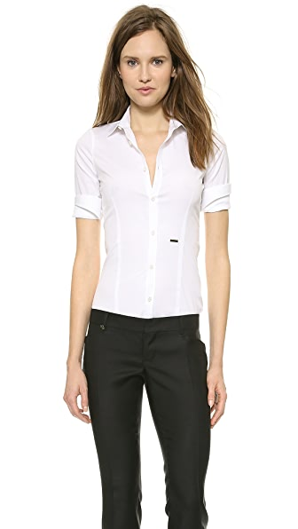 DSQUARED2 Long Sleeve Classic Shirt