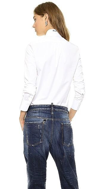 DSQUARED2 Wrong Pocket Shirt