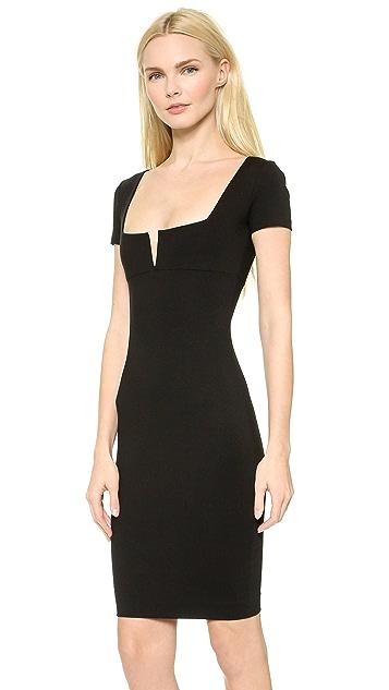 DSQUARED2 Short Sleeve Jersey Dress