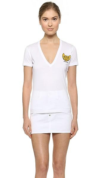 DSQUARED2 Cat T-Shirt