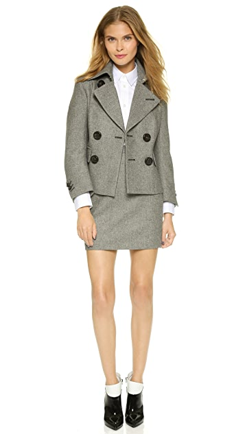 DSQUARED2 Wool Jacket